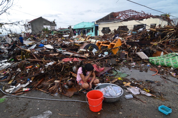 Relief Effort Continues In The Philippines After Typhoon Haiyan Devastation